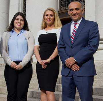 Dehghani and Associates New Haven, Connecticut Personal Injury Lawyers